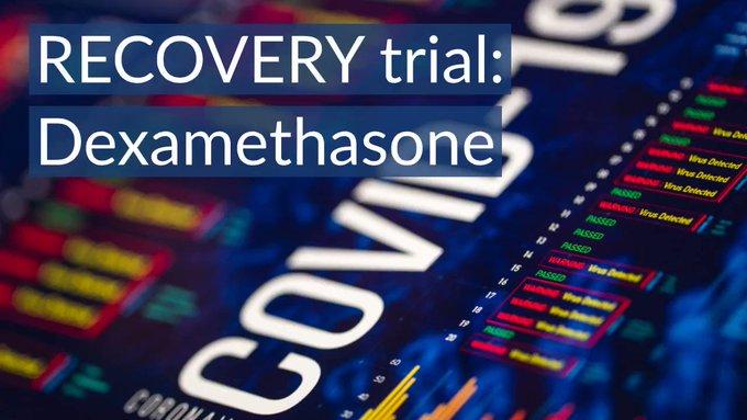 First Life-Saving Drug For Coronavirus Found (``Dexamethasone``)