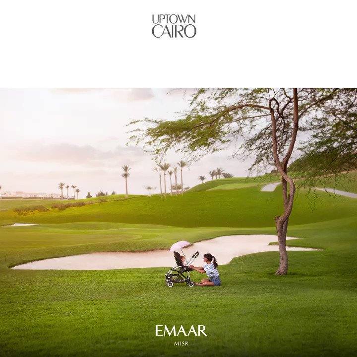 Discover a place where you truly find the perfect balance of serenity and recreation - Uptown Cairo's lush golf area, your own retreat!  #Emaar #EmaarMisr #UptownCairo #HiddenGemsUncovered https://t.co/azUDdEgywz