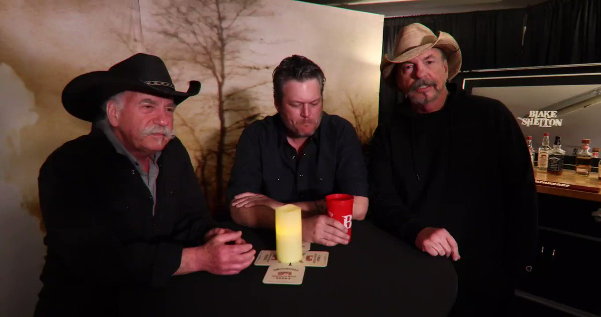 Help us wish a Happy Birthday to our buddy @BlakeShelton today and tune in to Season 2 of #HonkyTonkRanch this July on @CircleAllAccess, so you dont miss any BS 🤠