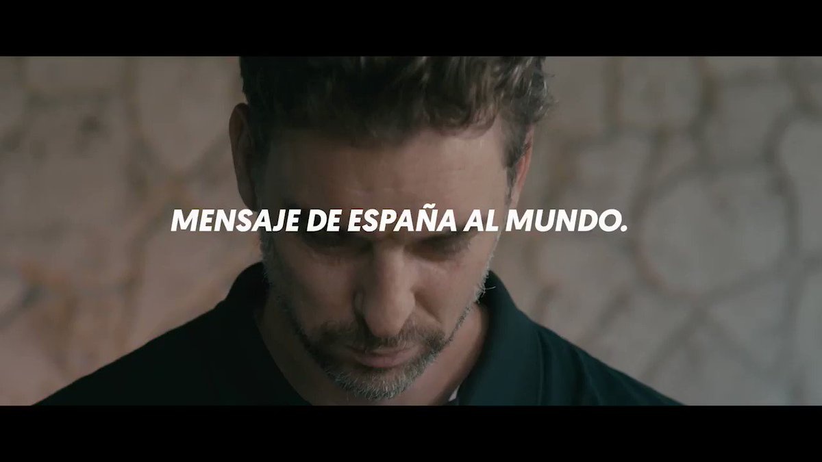 Nueva campaña de España al Mundo. Realizada con @joseescudier y equipazo español e internacional para @EspanaGlobal y producción de Womack. #SpainForSure
