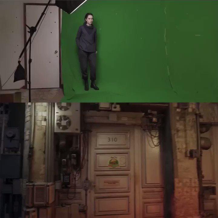 映画はこうやって作られている?演技も凄いし映像技術も凄い!
