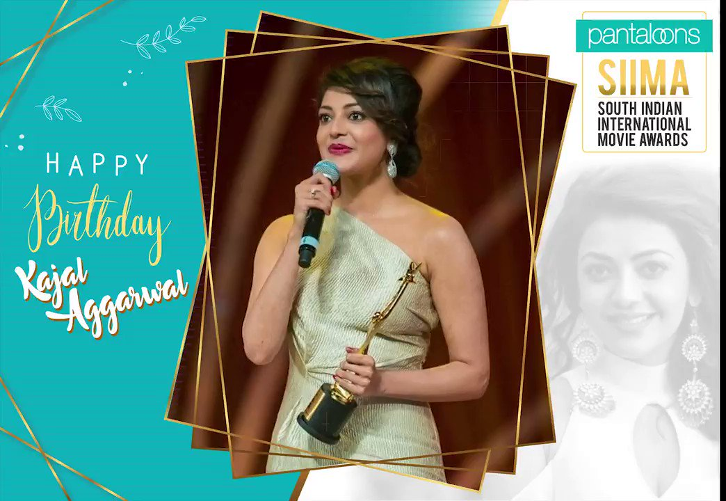Wishing The Gorgeous @MsKajalAggarwal a Very Happy Birthday! #HBDKajalAggarwal @pantaloonsindia