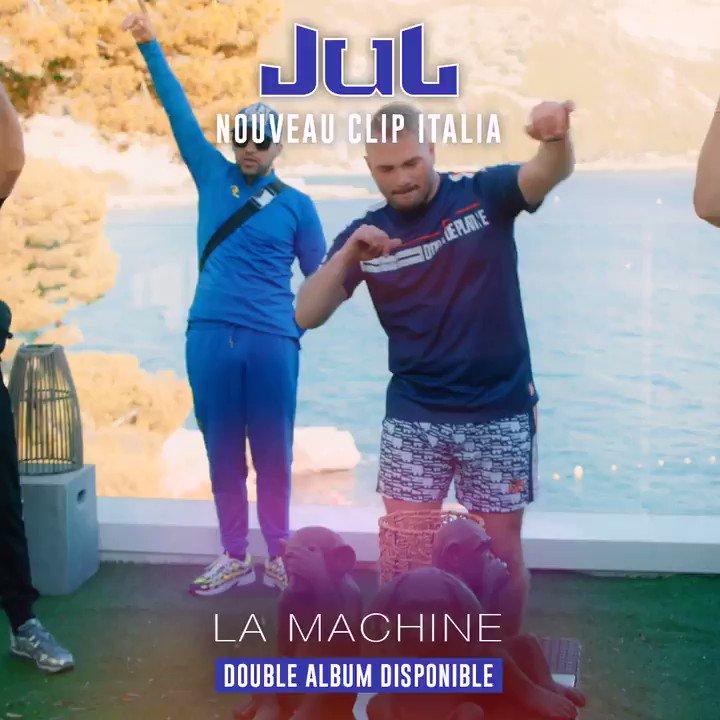 4eme rafales Italia dispo sur youyou 🚨🚨 la machine est dehors la #teamjul 👽 youtube.com/watch?v=vKQIp4…