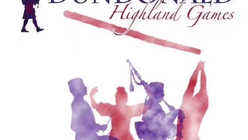 Dundonald #highlandgames 2020 different, but still together! #DHG2020 #staysafe #virtualgames