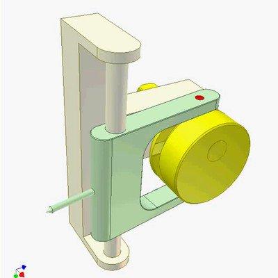 Barrel Cam Mechanism
