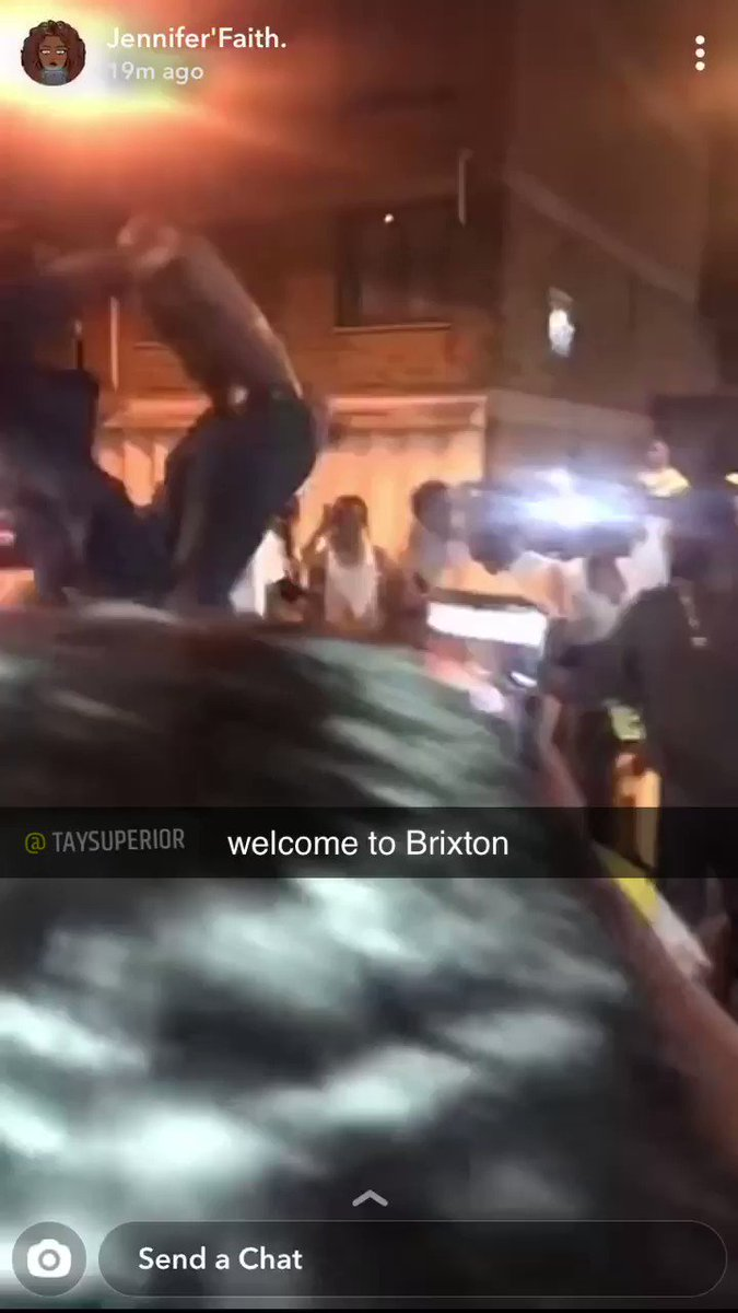 Sky News say only FOUR arrests have been made. 15 officers injured. Criminal damage to police vehicles. I'm struggling to see why this isn't the main news item on all of our broadcasters? Anarchy that our police cannot control in our capital city.