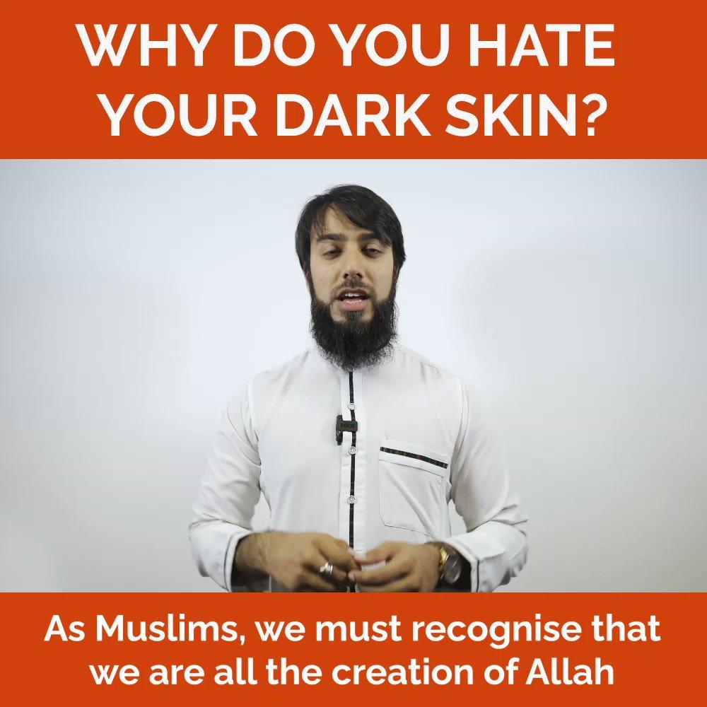 Did European colonialists make people hate their dark skins? 2/2