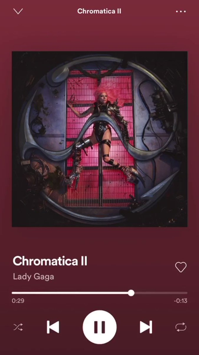 Chormatica II but it transitions in to gay guys
