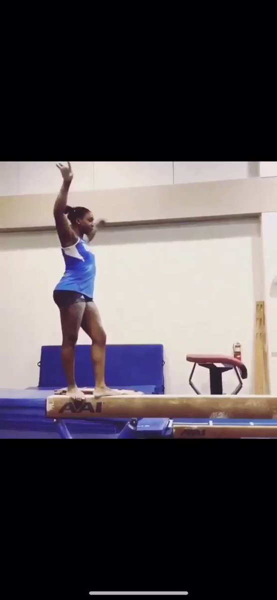 if I were to ever come out of retirement, this would be my beam routine. #tbt