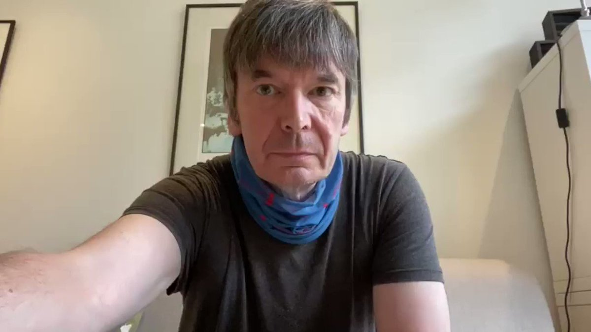 .@orionbooks' @Beathhigh revealed what he's been working on in lockdown #IndieBookshopWeek @booksaremybag