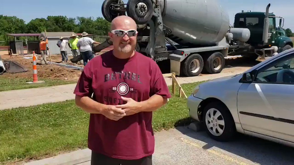 Hear from Coach Dave about the @BC__Softball Clubhouse Project! #RollOn #WeAreThreshers