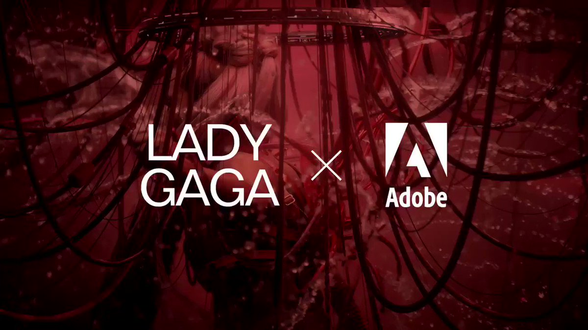 I've welcomed you into my world of Chromatica & now I want to see what Chromatica looks like through your eyes. Use your favorite @Adobe creative app and design your Chromatica. You could win $10,000 and a copy of your work signed by me 🎨 #LadyGagaxAdobe