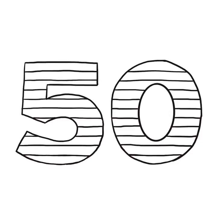 Image for the Tweet beginning: Happy 50 years of San