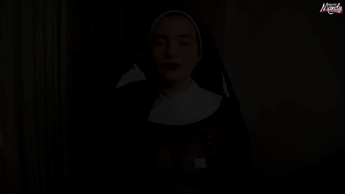 Naughty Nun 😈 Bless My Booty 🍑 https://t.co/UNRfmxqpvZ  Fresh Content Released ‼ Comment & Retweet Below