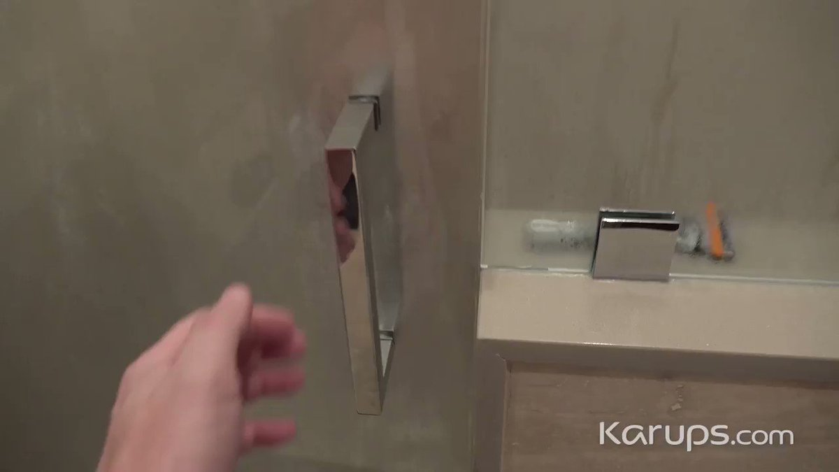 Karups update - MILF Chloe Cummore is showering when she gets spied on. Horny and wanting some dick, she happily rides his pogo stick. 👉Watch now at Karups.com