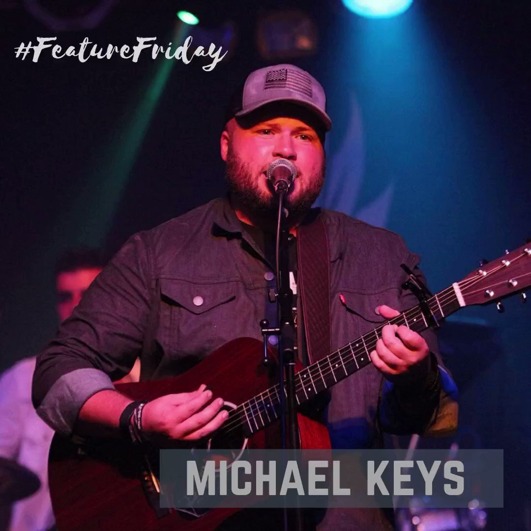 Image for the Tweet beginning: Today's #FeatureFriday is Michael Keys!