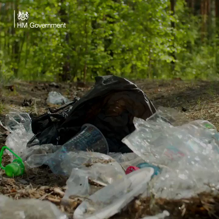 Image for the Tweet beginning: Please take all litter home