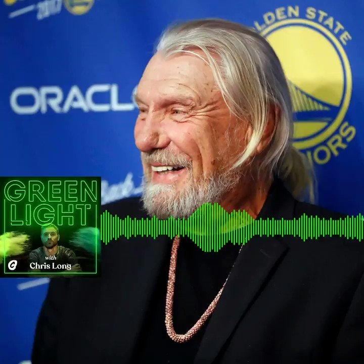 Matt Barnes seemed unfazed by Don Nelson's marijuana farm on #GreenLightPod. Link in pinned tweet.