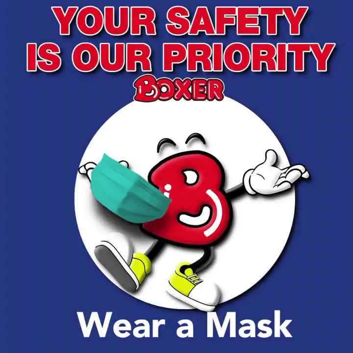 You safety is our Priority. Remember to always keep a safe social distance when you shop with us. https://t.co/WnfXhLt1Fj