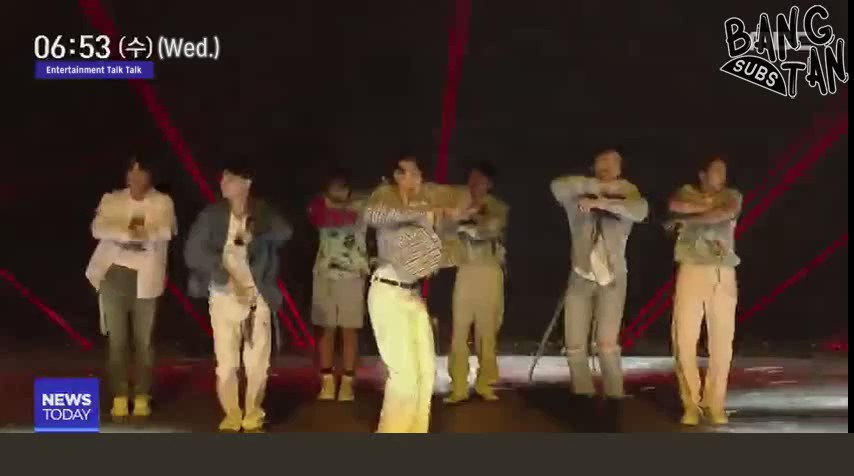 [ENG] 200624 Today Entertainment Talk Talk - BTS Donate 1.2B KRW to Concert Crews Impacted by COVID-19 © bts-trans / bangtansubs | @BTS_twt #BTS 🔗bangtansubs.com/videos/2020/6/…