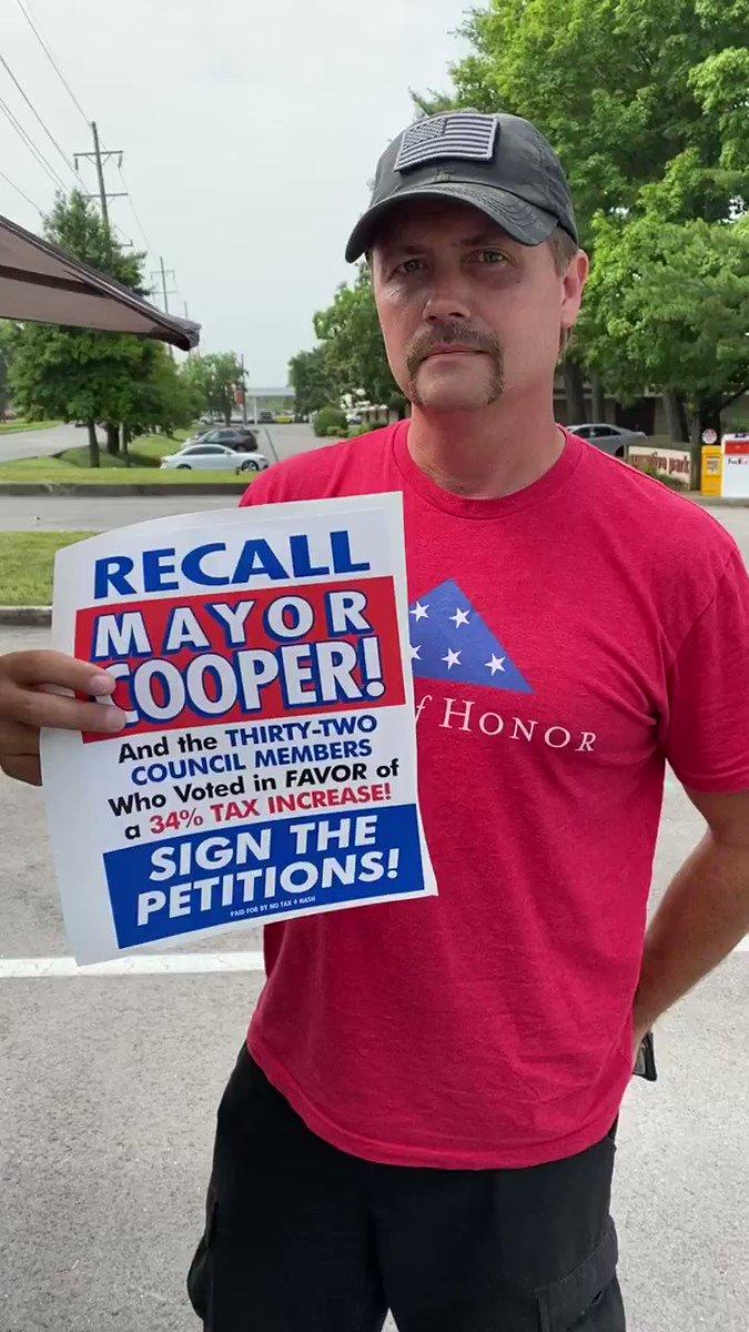 A message for Nashville residents... #recallmayorcooper