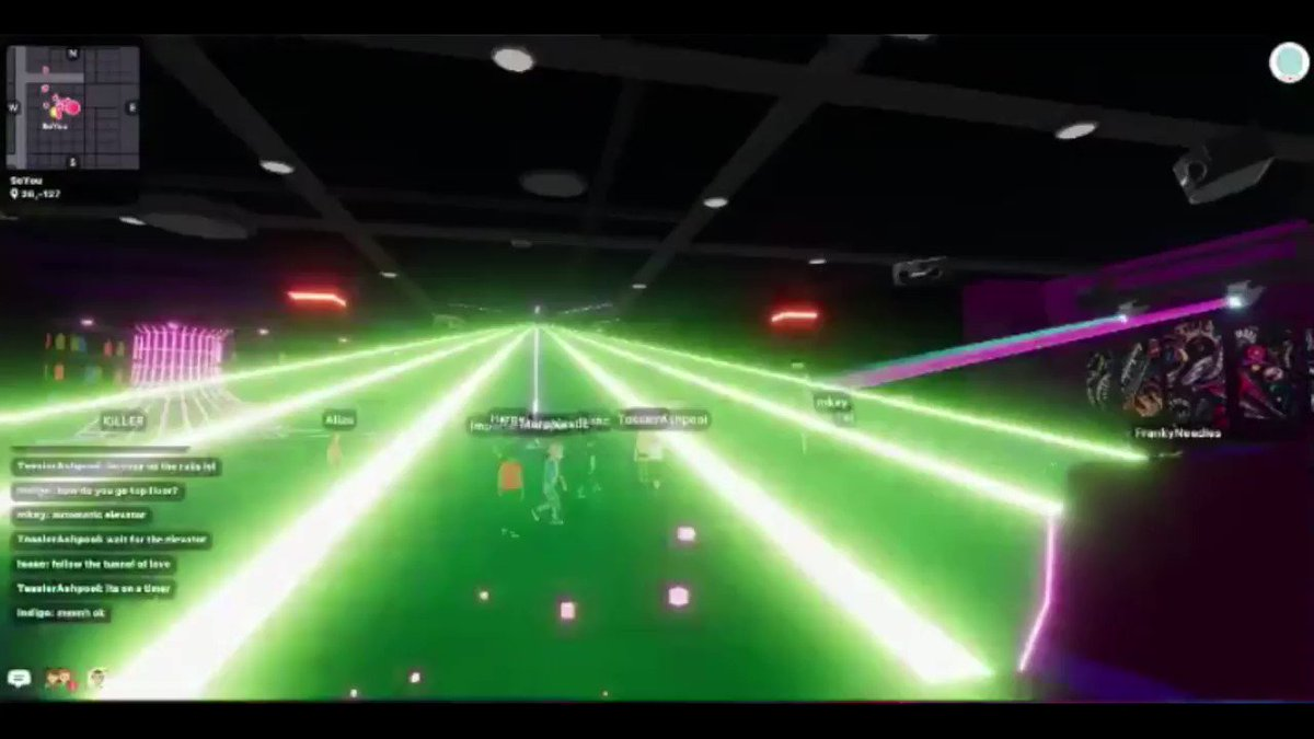 OMG!! @SoyouDCL new night club just melted my eyebrows right off my face! #Decentraland This is so damn impressive!! Great build, great dj mixing. Love it! join us now: play.decentraland.org/?position=24%2…