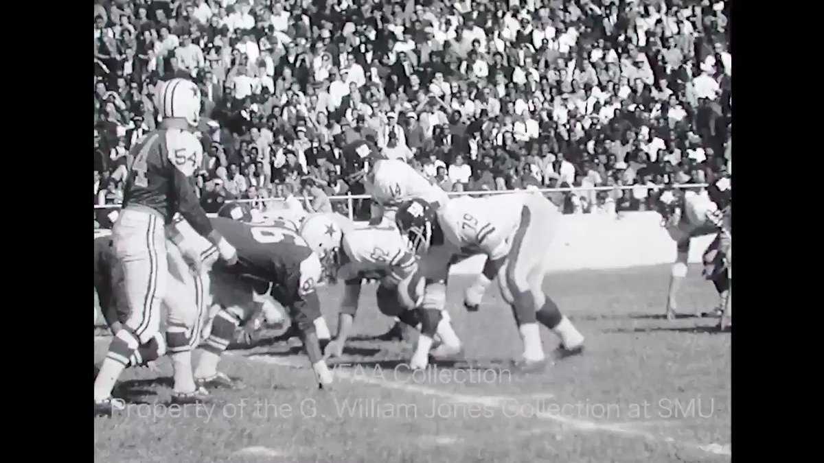 #CowboysNation Highlights From Dallas Cowboys vs New York Giants - November 11, 1962 (Silent)