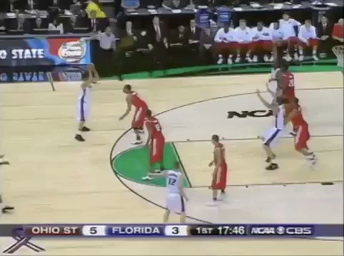 A reminder Greg Oden made Al Horford, Joakim Noah and Marreese Speights look like children with ONE good hand in the national title game and was totally worthy of the No. 1 pick https://t.co/N0kqStrsUJ