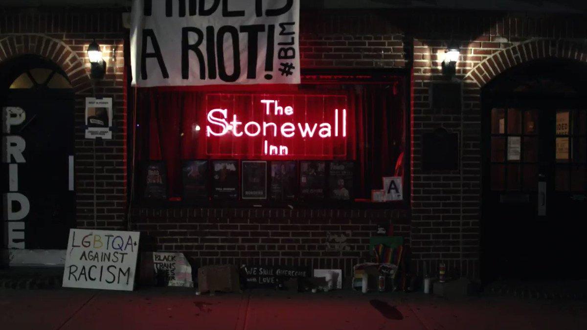 Image for the Tweet beginning: Poetry of Pride performers gave