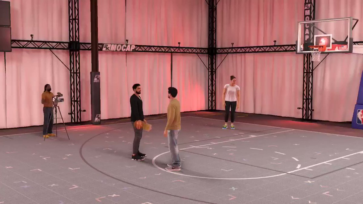 Who came across my scene in NBA 2K20 and followed it for an Instagram easter egg? It was of the puppy persuasion: sophie_meets_world on IG. Come fly with me in NBA 2K21 this Fall.instagram.com/p/CB_dqRvhmiZ/…