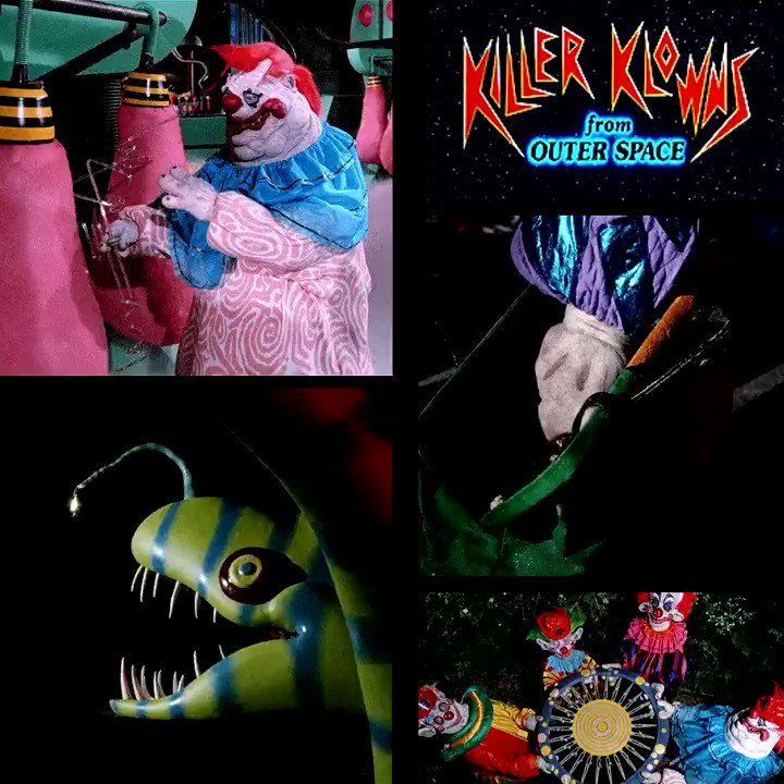 🛸🍿🔫🤡Killer Klowns From Outer Space🤡🔫🍿🛸