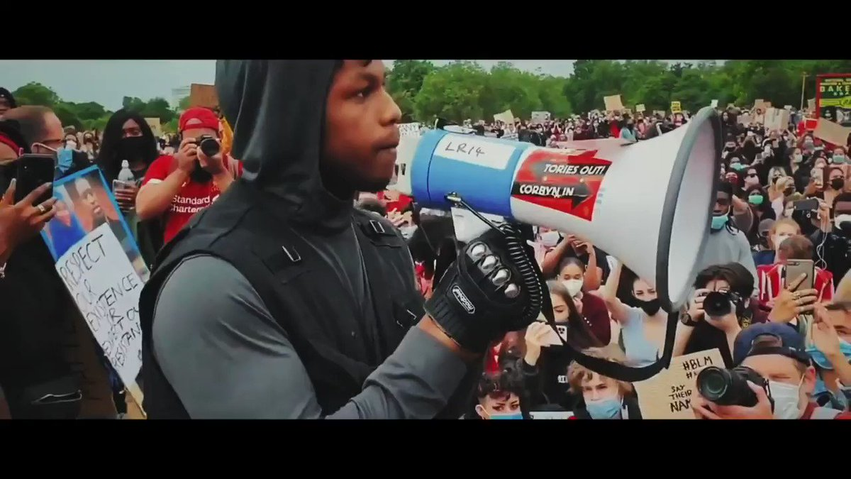DDark Ft Sensei D - BLM (Black Lives Matter @JohnBoyega Speech) Music Video
