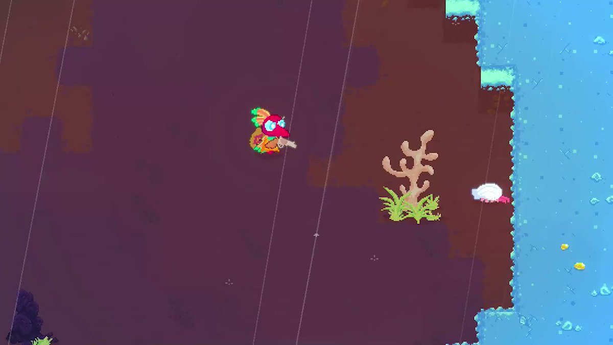 The Antivoid will be a little respite between worlds 🔉🔊 #gamemaker #gamedev #voidigo https://t.co/VddugHmizg