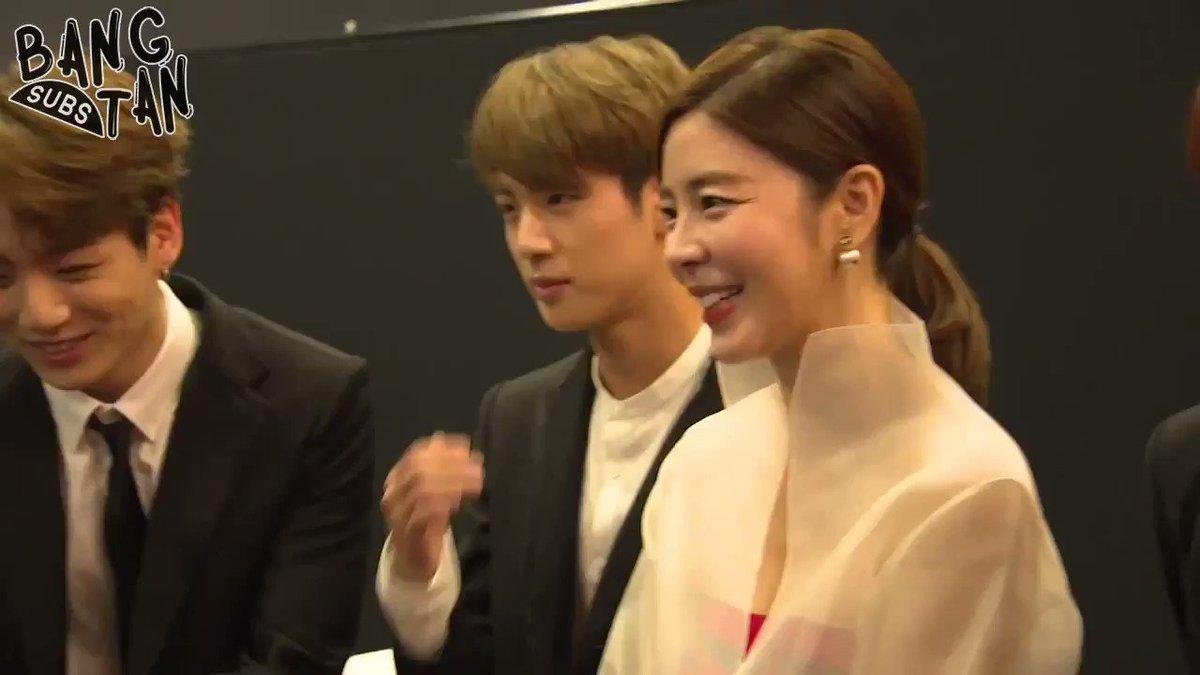 [ENG] 181015 The Blue House Korea: President Moon Jae In and BTS Meet Again © bts-trans / bangtansubs | @BTS_twt #BTS 🔗bangtansubs.com/videos/2018/10…