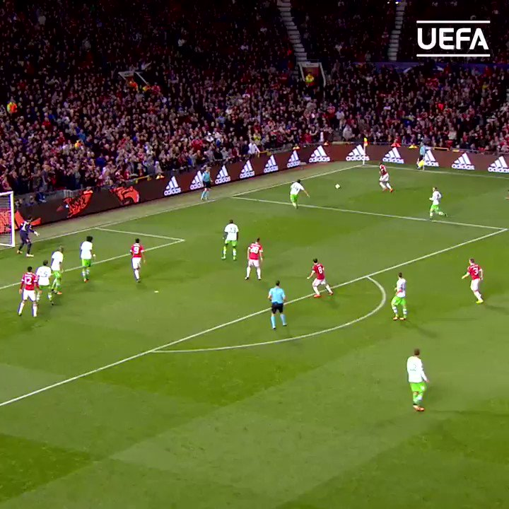 😱 Throwback to this outrageous Juan Mata backheel assist!  #UCL | @ManUtd | @juanmata8 https://t.co/PRIPr0l7wv