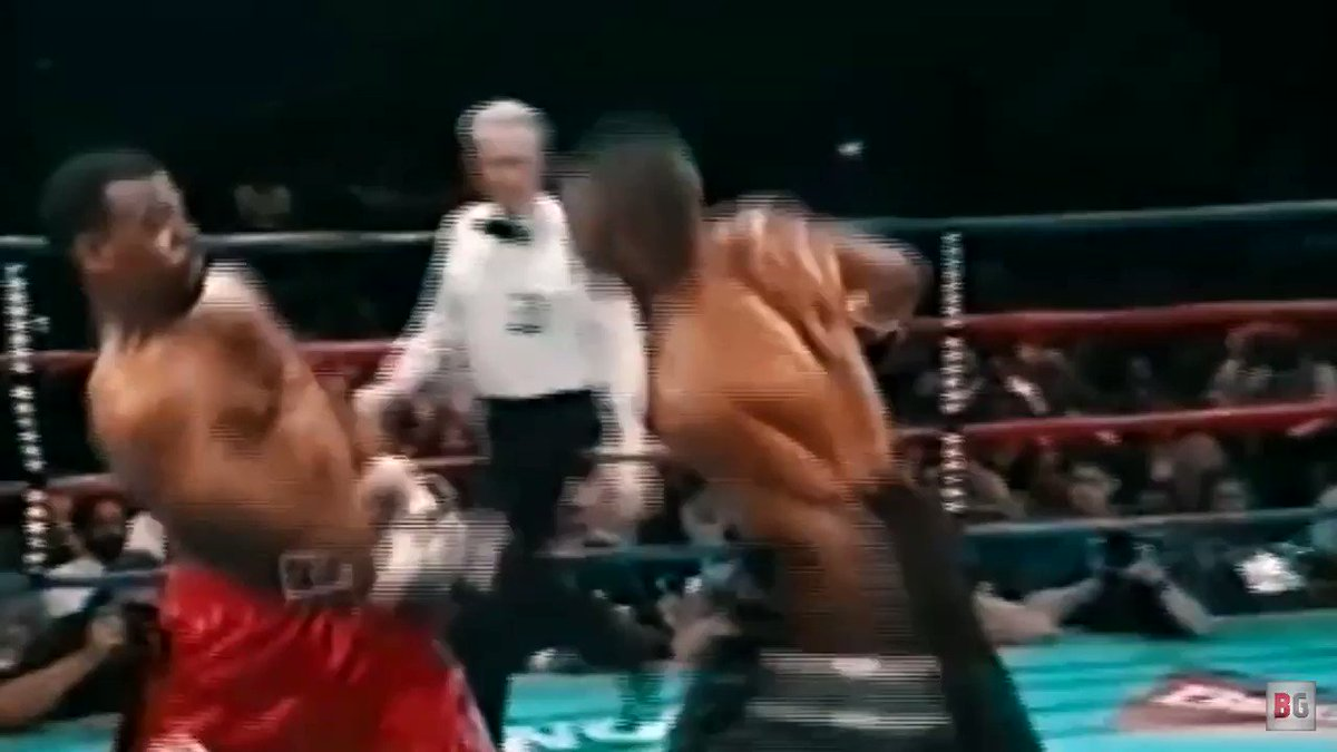 I love combat sports, and Roy Jones is one of my favorite boxers ever, sometimes I wish he was MMA fighter via starting at a young age with his fight IQ, his movement, speed, power I think he would been something else https://t.co/bfY1FzuKEt
