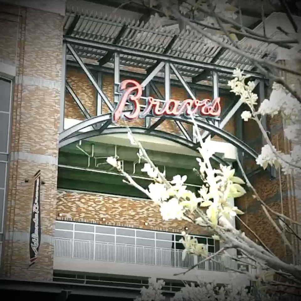 🚨🚨🚨 @Braves baseball returns this week.