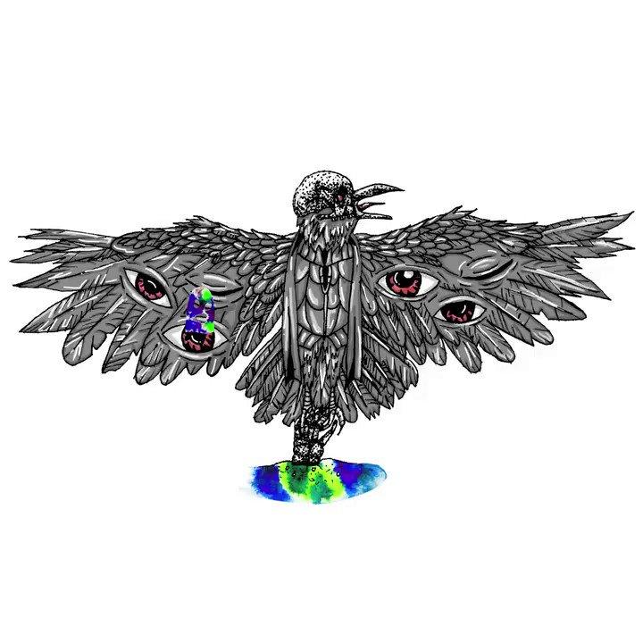 Last one - raven necromancer #illustration #illustrator #characterdesign #characterillustration #raven #necromancer #dailyillustration #illustrationartists #instaillustration #instaillustrator #illustratorsoninstagram pic.twitter.com/21TwKgYvOV