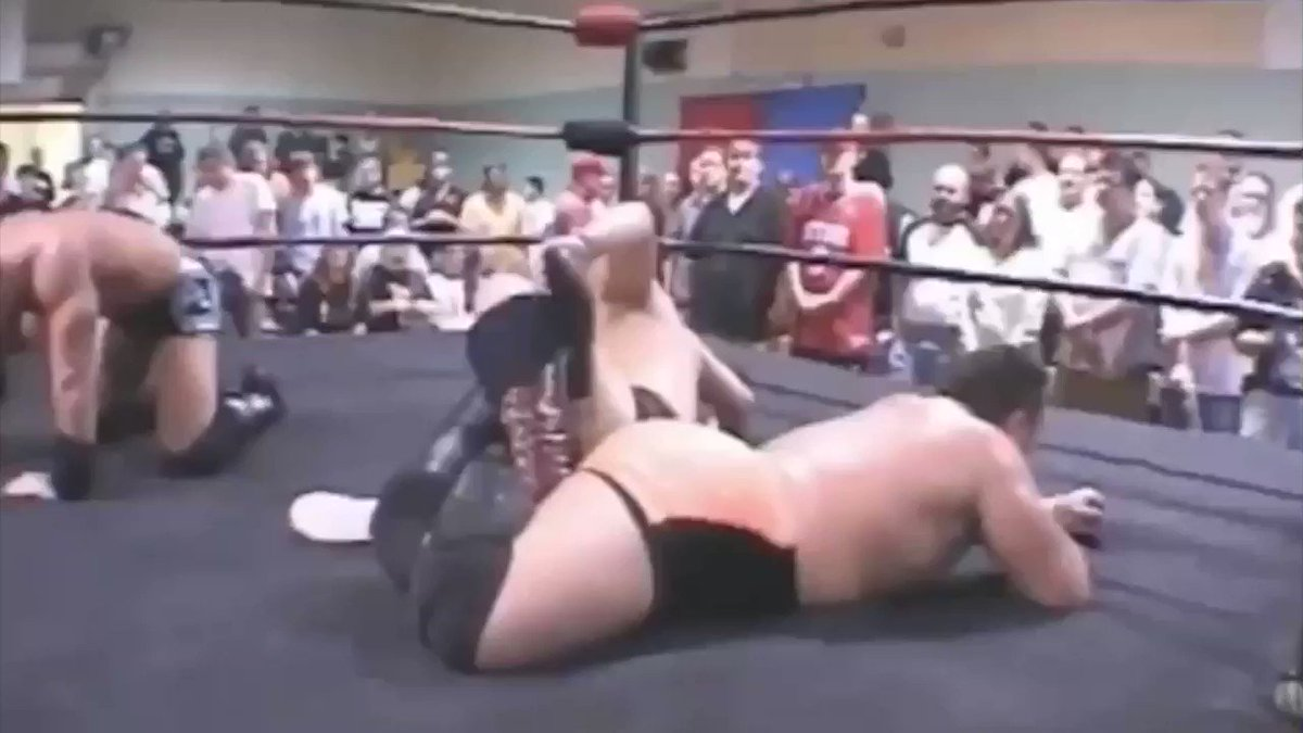 @BRWrestling's photo on Samoa Joe