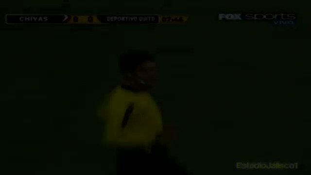 ¡Fue un partido memorable! 😉  Copa #Libertadores 2012 - empate 1-1 en casa de @Chivas ⚽️  Recuerdos azulgranas 💙❤️ con #SDQuitoProtegido  Fuente: @FOXSportsArg  📱https://t.co/1HIwi0gxWN 🔵 #SDQuitoProtegido 🔴 https://t.co/Aa25h7PFK1