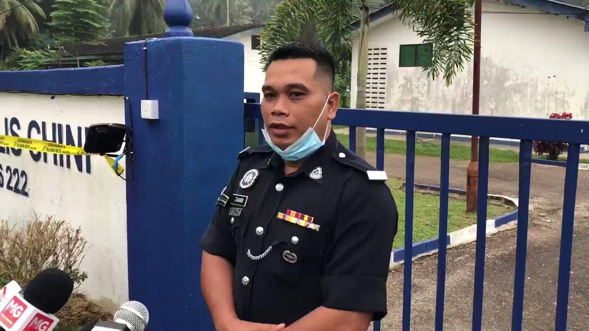 #ChiniMemilih #NormalBaharu Koperal Zambry Mohd,41, bertugas di Balai Polis Paloh Hinai, berkongsi pengalaman mengundi dalam keadaan normal baharu. @501Awani