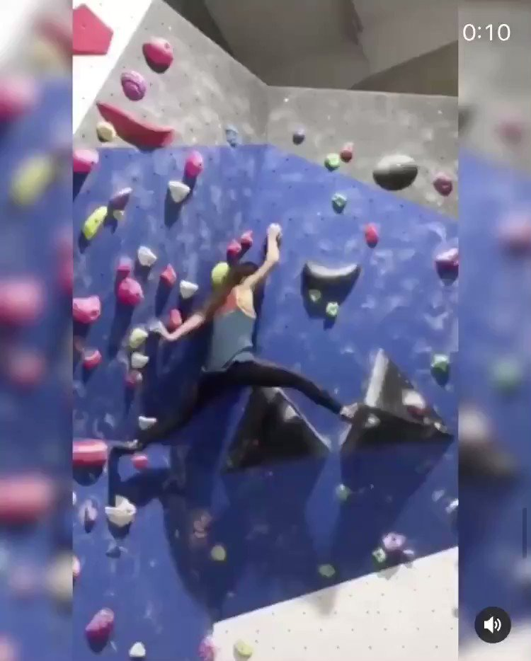 Girl FALLS from a climbing wall and SNAPS her arm in half  #fall #fail #brokenarm #TikTok   {{FOLLOW @SlapByy FOR MORE}}pic.twitter.com/ljgcd4aqJk