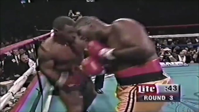 Some classic Mike Tyson knockouts, happy birthday champ  : ElTerribleProduction