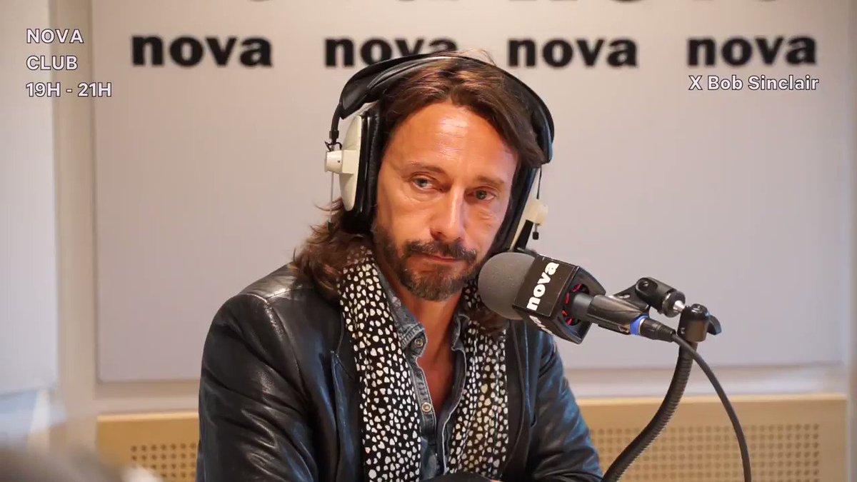 David Blot (@davidblotclub) recevait @bobsinclar (oui, Bob Sinclar !) dans le #NovaClub. Deux heures de voyage musical au cœur des 90's, retraçant le début de carrière du DJ parisien entre house, rap et acid jazz. Interview intégrale en podcast ▶