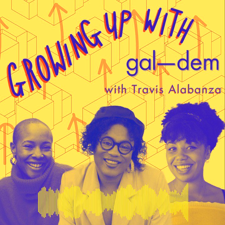 Beautiful words from @travisalabanza on the realities and discomfort that comes with social change 💛 Hear more from Travis on the latest episode of Growing Up with gal-dem, where they reflect on a message they wrote in their teens. Listen here: bit.ly/2ZnLsPF