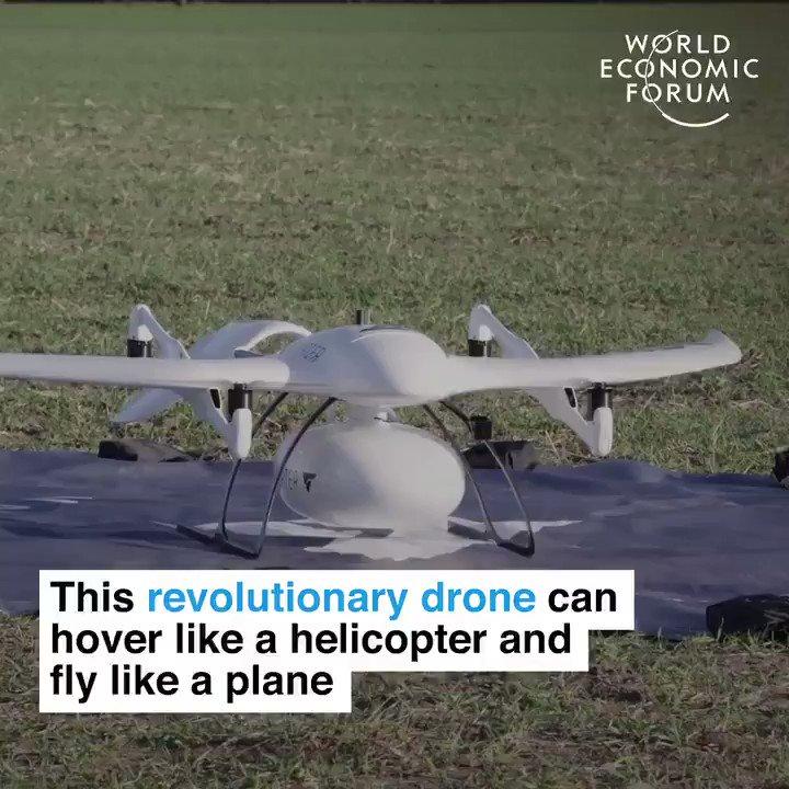 Meet the revolutionary drone  TY, @Ronald_vanLoon & @3BodyProblem  #Drones #Aviation #Innovation #EmergingTech #FutureOfWork  @Nicochan33 @jblefevre60 @labordeolivier @Droit_IA @GeorgeWillems1 @BViseeon @Ym78200 @kalydeoo @RLDI_Lamy @ipfconline1 @rwang0 https://t.co/9zuvBex3pA