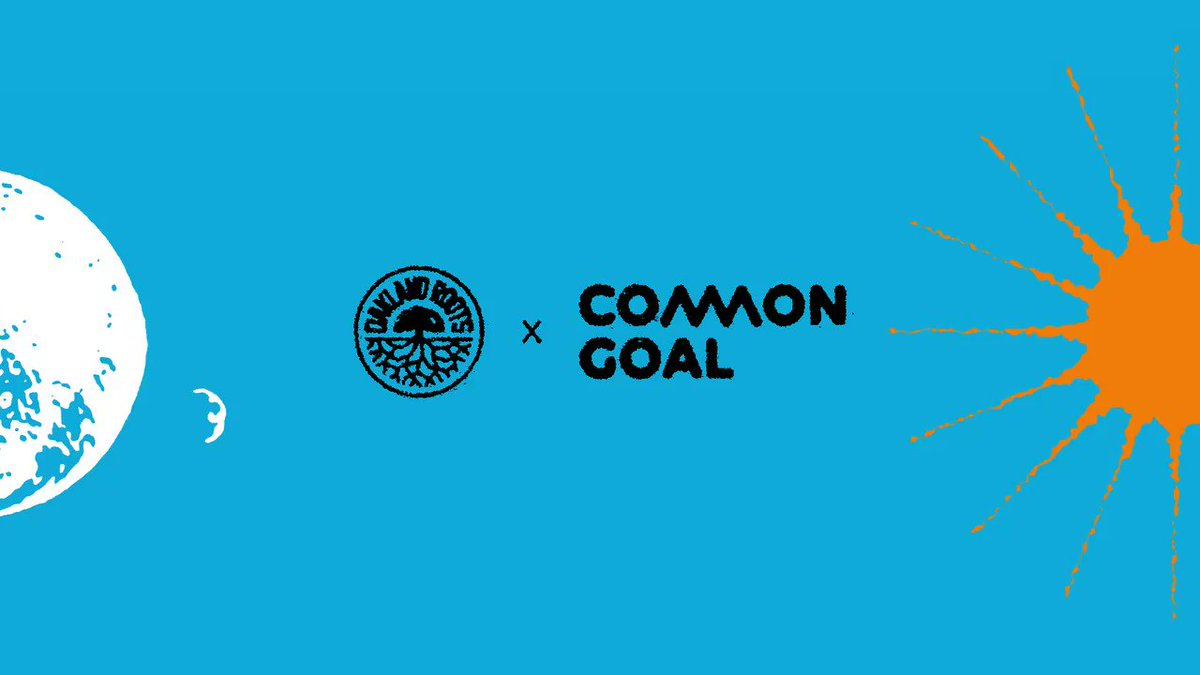 .@oaklandrootssc just became the 1st U.S. club to join @CommonGoal 👀  Co-founded by @juanmata8, #CommonGoal uses football to create positive social change. The Roots join a movement laden with ⚽️ stars including @mPinoe, @alexmorgan13, & @matshummels 🌏  https://t.co/Y0YYJeL9sc