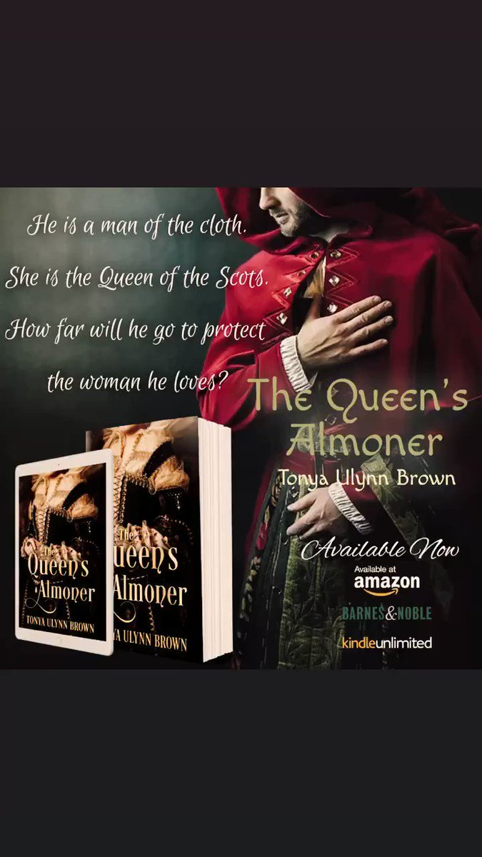 Today's the day! Really no different than yesterday, but knowing the book is now available for immediate purchase is kinda cool. 😎 #HistoricalFiction #maryqueenofscots #NewRelease   's+almoner&qid=1593367518&sr=8-1