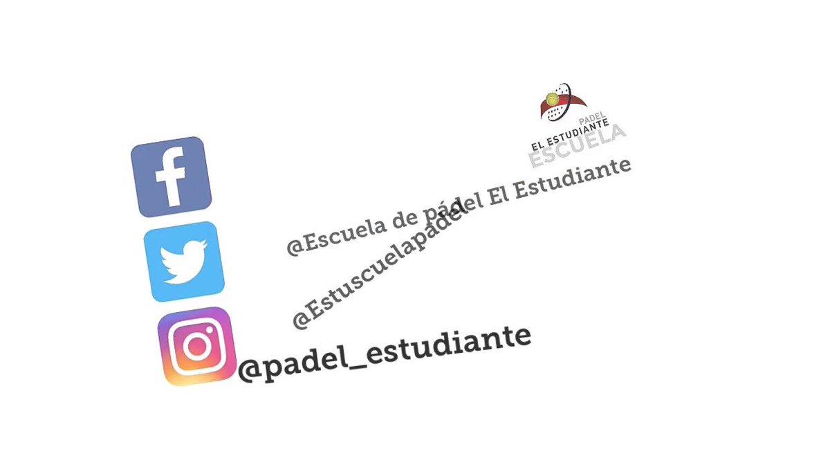 Click to follow us  #WorldSocialMediaDay2020 #diadelasredessociales #deporte #sport #padelpic.twitter.com/sPw85USyDN
