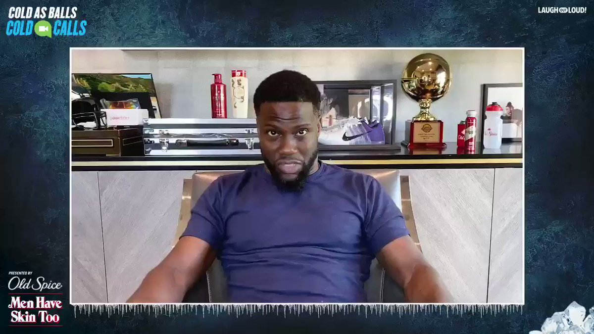 My homie @KevinHart4real is Cold! Watch my episode of #ColdasBalls only on @LOLNetwork now! We saved the best for last! Full episode: Bit.ly/CABRussWilson